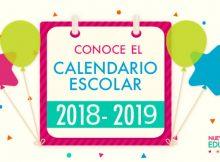 Calendario SEP Preinscripciones a preescolar, primaria y secundaria